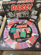"""1988 Parker Brothers Dare! Board Game """"How far will you go"""""""