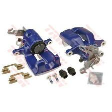 VW VOLKSWAGON GOLF 3.2 R32 BLUE DRIVER SIDE REAR BRAKE CALIPER GENUINE