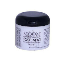 MOOM AROMATHERAPY PEDICURE FOOT CARE SPA CREAM FOR BAD FEET HARD SKIN REMOVER