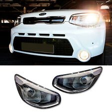 OEM Genuine Parts DRL Head Light Lamp Assembly LH RH 2Pcs For KIA 2014-2017 Soul