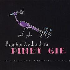 Peakahokahoo; Piney Gir 2004 CD, Synth/Indie Pop, Vic Twenty, Greyday Production