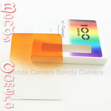 Tianya TY 100mm x 133mm graduated orange color filter for Cokin Z Hitech 4x4