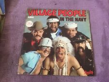 VILLAGE PEOPLE IN THE NAVY 45T SP 1979