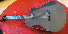 Black Bird Super Blackbird OM Acoustic Electric Guitar Ver. 1 OOP Near-Mint!