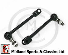 BEK485 - MGB & GT - FRONT ANTI ROLL BAR DROP LINKS - PAIR - AHH6544A, AHH6543A