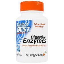Doctor's Best, Best Digestive Enzymes, All Vegetarian, 90 Veggie-Kapseln