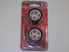 Team Corally 1/12 Rear Foam Tires Double Pink Compound (1 Pair) COR14609