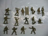 TIMI MEE ,LIDO ,PP  ARMY /MARINES   LOT #3 DEAL -PLASTIC FIGURES-L@@K!!