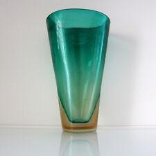 seltene Vintage Vase Murano Glas italy Seguso Vetri D'arte Flavio Poli top