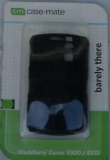 Case-Mate BlackBerry Curve Snap-On Slim Profile Case - For 8300 / 8310 - NEW