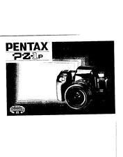 Pentax PZ-1P 132 Page USER'S MANUAL