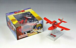 """Porco Rosso SAVOIA S.21 """"FOLGORE"""" SEAPLANE Fully Assembled for Display Rare MIB"""