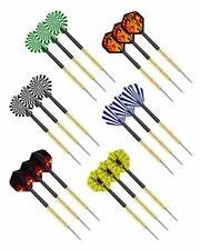 Steel Tip Darts, 18 Pack Premium Professional Dartboard Darts Metal Tip Set