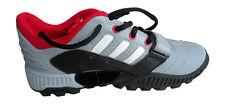 Adidas quimera Pro TT PLATEADO/BLANCO/NEGRO Hockey Zapatillas Size UK 5 Nuevo