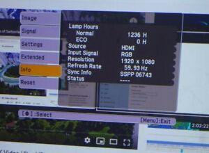 Epson PowerLite Home Cinema 705HD Projector(SIC23354)