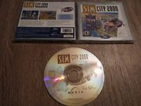 SimCity 2000: Special Edition CD-ROM Classics (PC, 1996) Disk VG EA Games