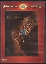 DVD LE LOUP GAROU lon chaney jr 1941