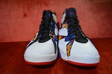 Nike Air Jordan Retro 7 XII Nothing But Net Ugly Sweater Size 12 TWO RIGHT FEET