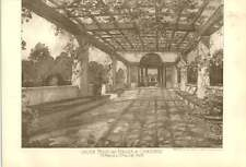 1903 Garden House And Pergola At Courtlands Mawson Mallows Architect