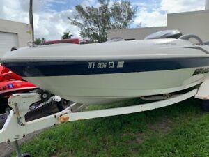 2001 Sea Doo Challenger 20' Jet Boat & Trailer - Florida