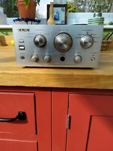 TEAC A-H300 AMPLIFIER WITH REMOTE