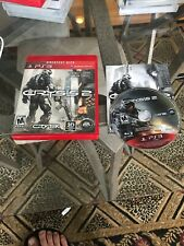 Crysis 2 (Playstation 3, PS3) CIB, Complete, Cleaned, Tested, Authentic!