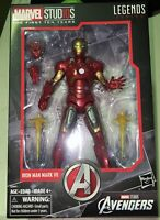 Marvel Legends: First Ten Years - Iron Man Mark VII MCU Iron Man