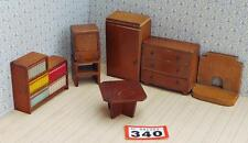 16th Scale Vintage Dolls' Furniture