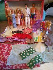 80s Barbie doll accessories mixed lot