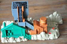 THOMAS Tank Engine Trackmaster - SODOR COAL MOUNTAIN MINE - Like NEW