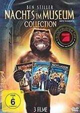 Nachts im Museum Box 1-3 * NEU OVP * Teil 1+2+3 * Ben Stiller * 3 DVDs