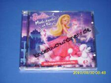 CD, Barbie Modezauber in Paris
