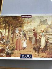 Waddingtons 1000 piece jigsaw puzzle