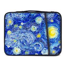 "15"" Neoprene Laptop Sleeve Briefcase Cover Protective Bag w Side Pocket - 3009"