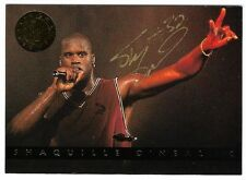 SHAQUILLE O'NEAL 1993 CLASSIC AUTO AUTOGRAPH CARD!