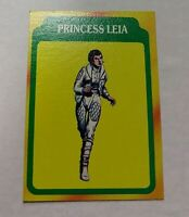 Topps 1980 Star Wars The Empire Strikes Back Trading Card #267 Princess Leia