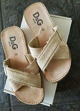 Dolce&Gababana Junior slipper Size 32 Boys