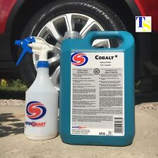 Autosmart Cobalt + 5 Litre 5L +AS BOTTLE (Versatile Spray Polish for cars TRADE)