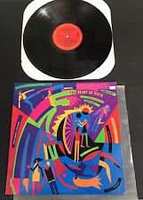 The Heart Of Rock Compilation LP, CBS Records 1988
