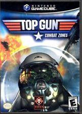Top Gun Combat Zones Nintendo Gamecube Game Complete