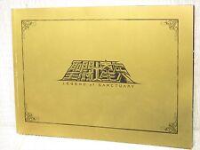 SAINT SEIYA Legend of Sanctuary Movie Brochure Art Book Ltd