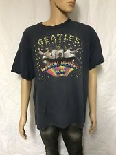 Rare Vintage Beatles Magical Mystery Tour Promo T-shirt 1995 McCartney Size XL
