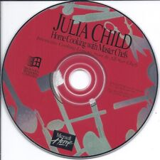 Julia Child Home Cooking with Master Chefs Pc Cd