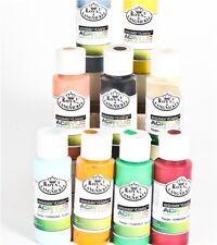 Acrylic Hobby Artist Paints 5 Bottles Pick Frm 58 cols
