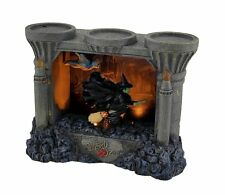 Wizard of Oz Wicked Witch of the West Lighted Statue Candle Holder - Westland