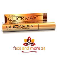 LuxStyle QuickMax Wimpernwachstum 5ml Wimpern Augenbrauen Serum Conditioner high
