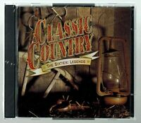 CLASSIC COUNTRY - The Sixties Legends - CD -  2-discs / 30 Songs / Time-Life