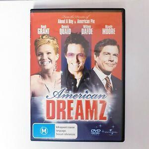 American Dreamz Movie DVD Movie Region 4 Free Postage - Drama Comedy