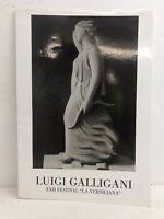Luigi Galligani: XXII Festivale 'La Versiliana' - 2009 - 1st Ed - Paperback