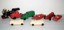 Antique Auburn Rubber Corp Race Car Trucks Train Locomotive + More
